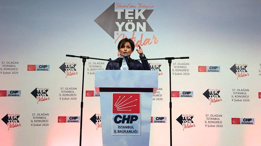 Canan Kaftancıoğlu: Çok adaylı kongre arzu ederdim!