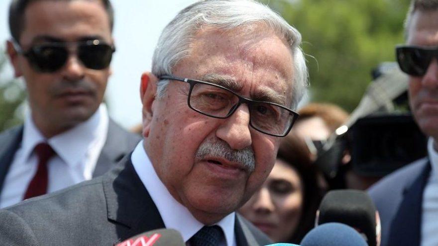 Akıncı'dan gerilimi tırmandıracak açıklama: 'Kıbrıs Türk'tür Türk kalacaktır'siyaseti geçmişte kaldı
