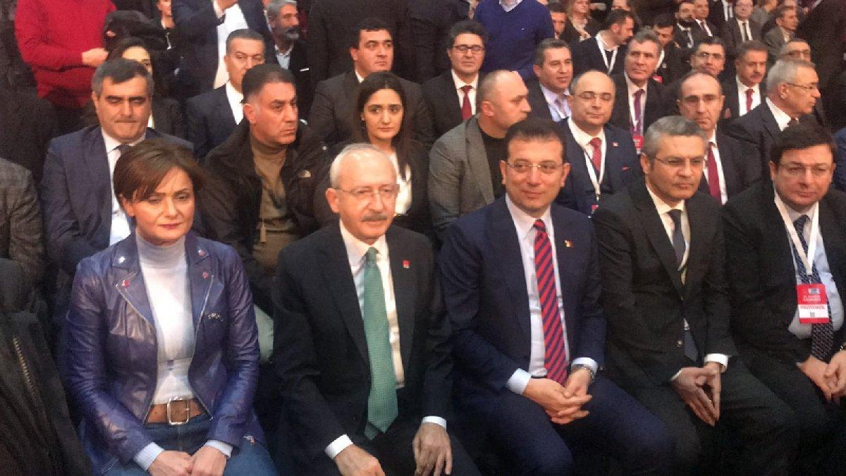 CHP İstanbul'da kongre heyecanı