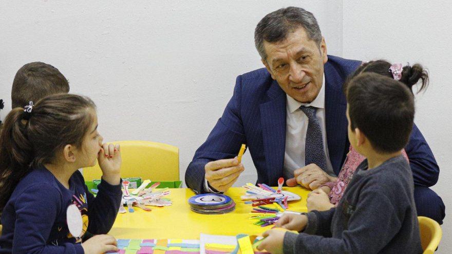 Milli Eğitim Bakanı Ziya Selçuk: Hazırız, yarını bekleyin