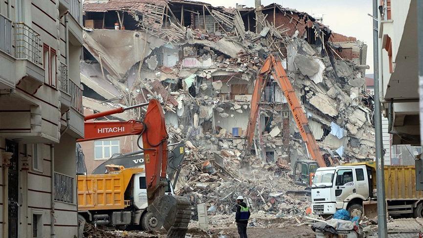 MMO Elazığ Şube Başkanı: Deprem kentsel dönüşüm için bir fırsat