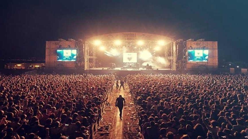 Çukurova Rock Festivali'nin kadrosu açıklandı