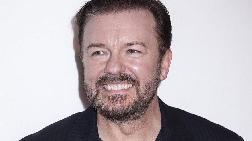 Ricky Gervais, bu kez Oscar'a salladı