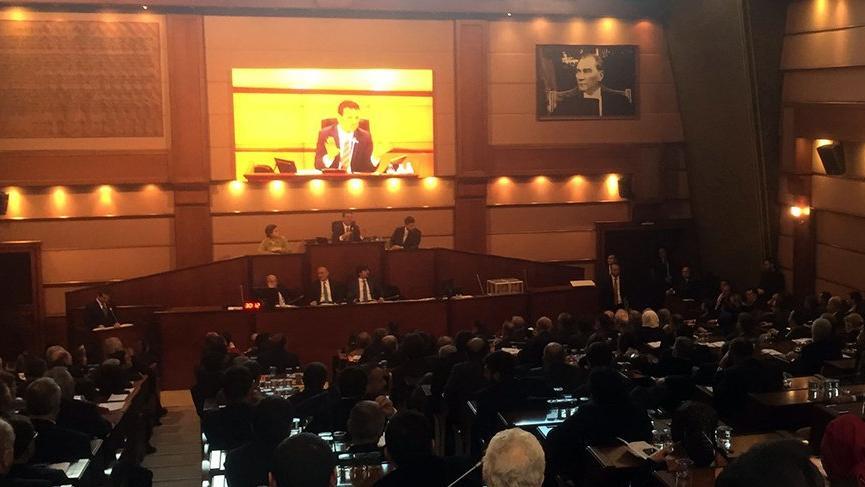 İBB Meclisi'nde küfür gerilimi!