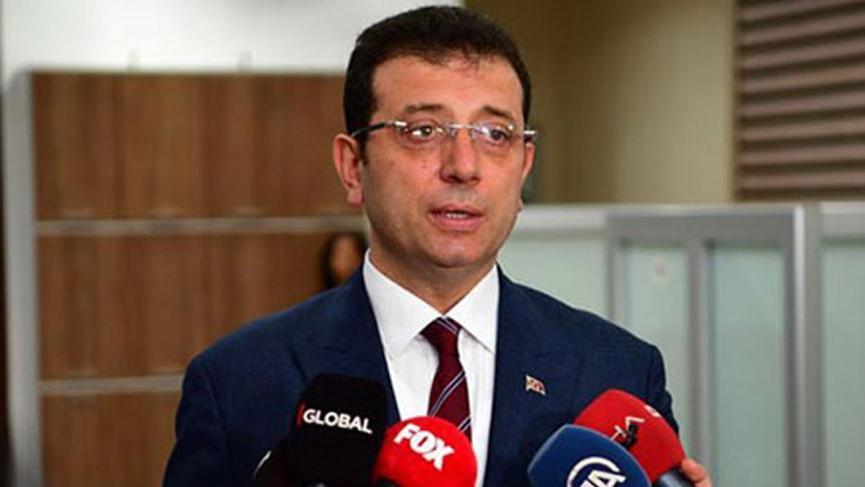 İmamoğlu'ndan istifa açıklaması!