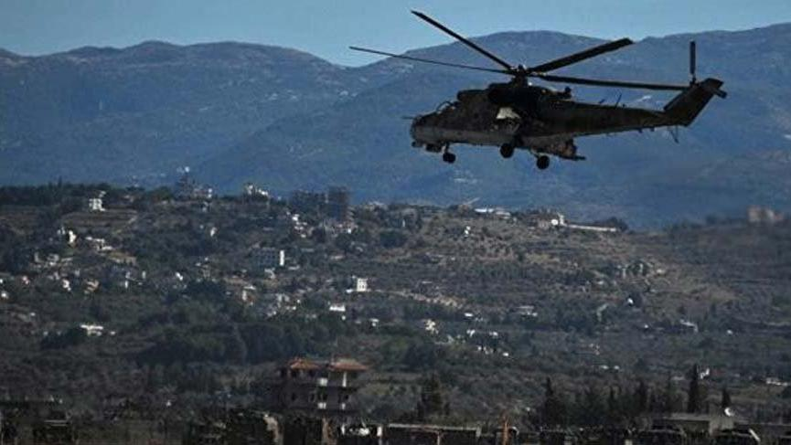 Rusya: Hmeymim hava üssüne yönelik İHA saldırısını durdurduk!