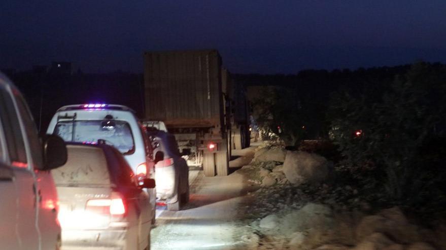 Suriye sınırında hareketlilik: Uluslararası ajanslar böyle görüntüledi