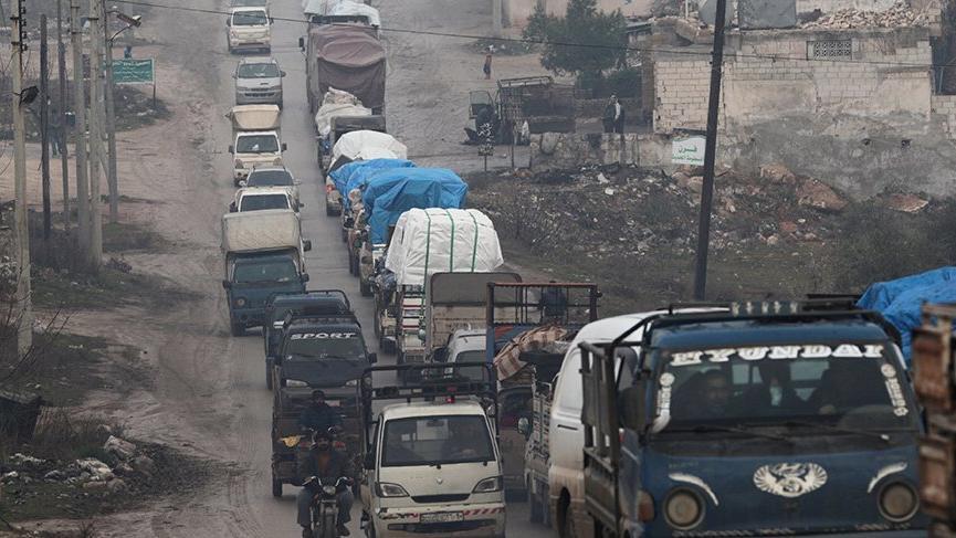 BM açıkladı: 700 bin Suriyeli geliyor