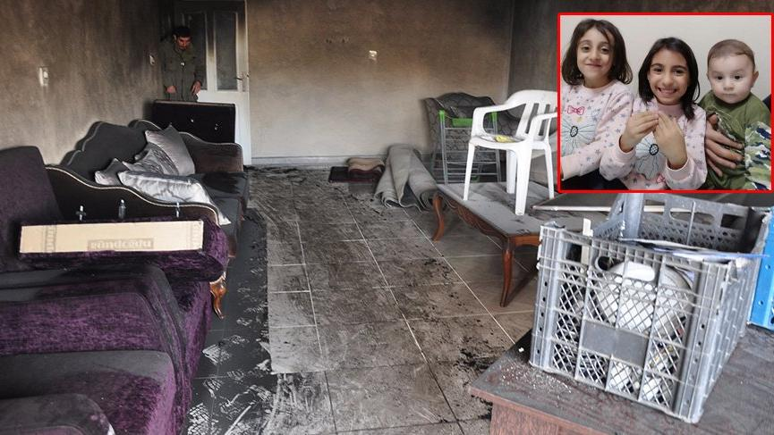 Anne ve 3 kızı hayatını kaybetmişti! Yangının nedeni belli oldu