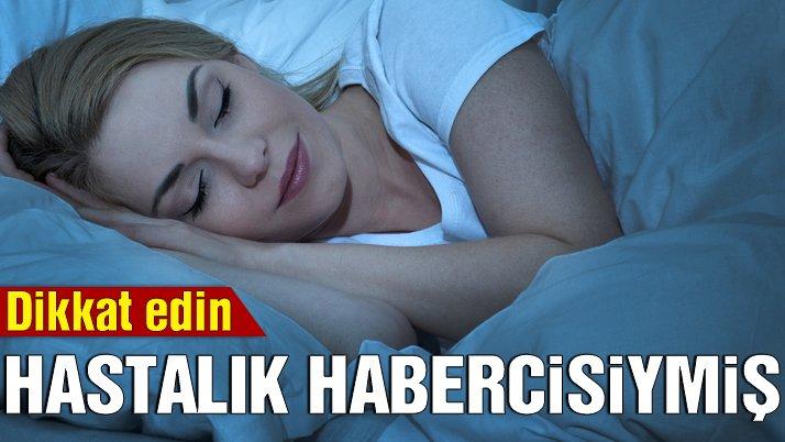 Bitmeyen uyku isteği hastalık habercisi