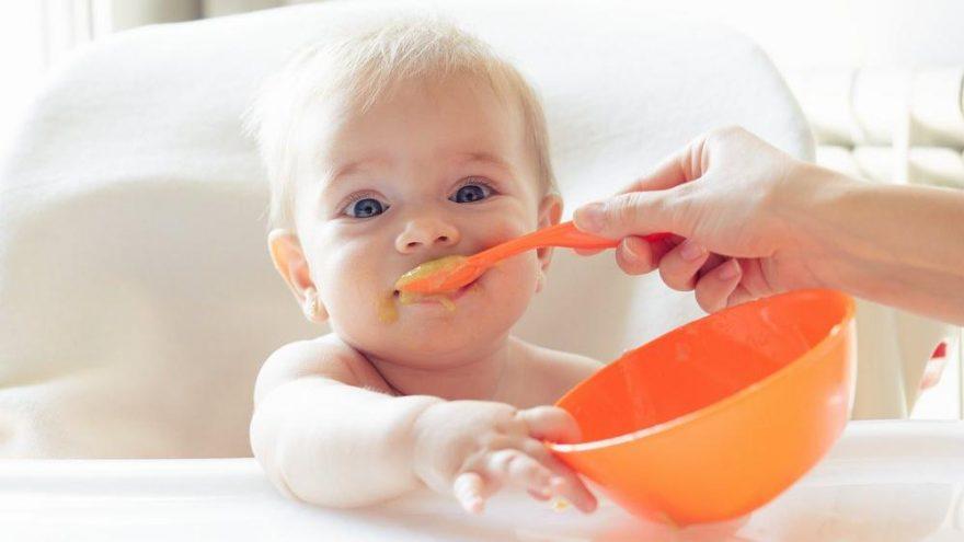 Bebeklere kilo aldıracak öneriler… Zayıf bebeklere kilo aldıracak besinler nelerdir?