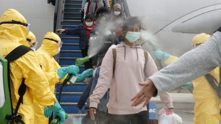 Corona virüsünü Avrupa'ya yayan adam ortaya çıktı: Karantina altına alındı