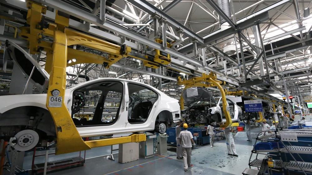 Çin'de duran üretim tekrar başlayacak!