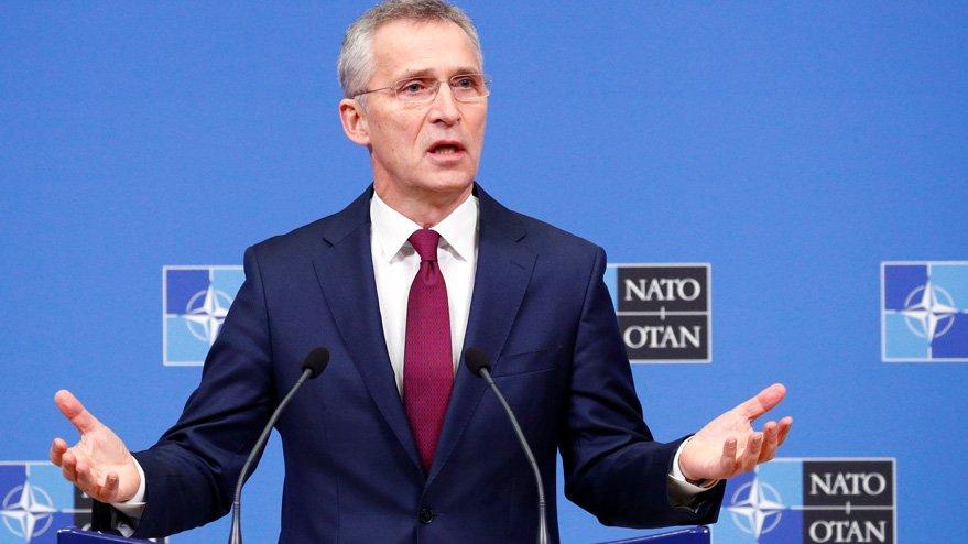 NATO'dan flaş Suriye açıklaması