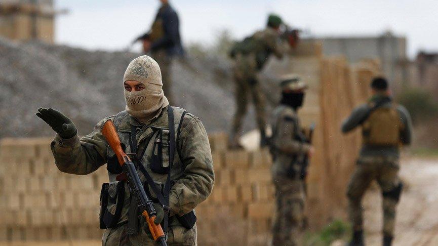 Suriye Ordusu'ndan küstah tehdit!