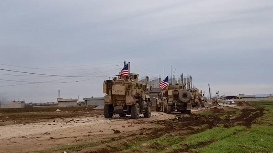 Suriye'de sıcak saatler: ABD askerleriyle Suriye askerleri çatıştı