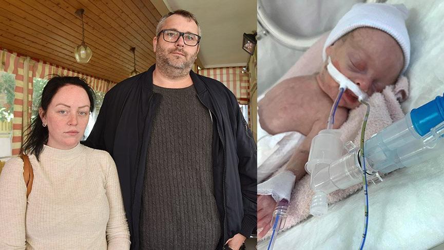İsveçli bebek Alicia'nın tedavisi, Akdeniz Üniversitesi'nde yapılacak