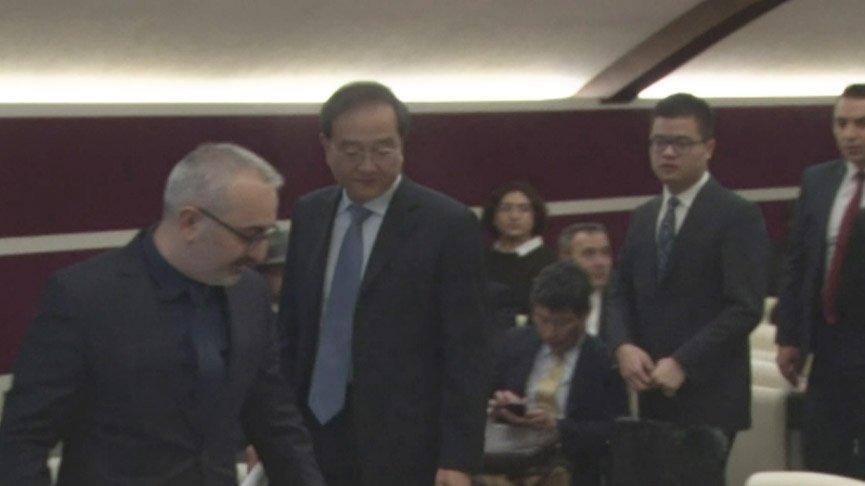 Çin'in Ankara Büyükelçisi'nden Corona virüsü açıklaması!
