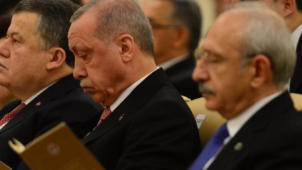 Erdoğan'dan Kılıçdaroğlu'na FETÖ'nün siyasi ayağı yanıtı