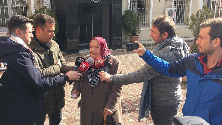 İstanbul'da 88 yaşındaki kadını dolandırdılar