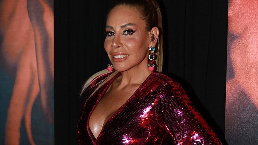 Linet'in Kim Kardashian kalçası...