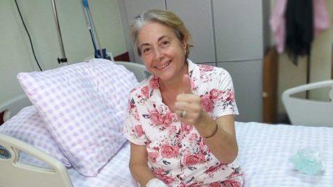 KKTC'den bağışlanan karaciğerle sağlığına kavuştu