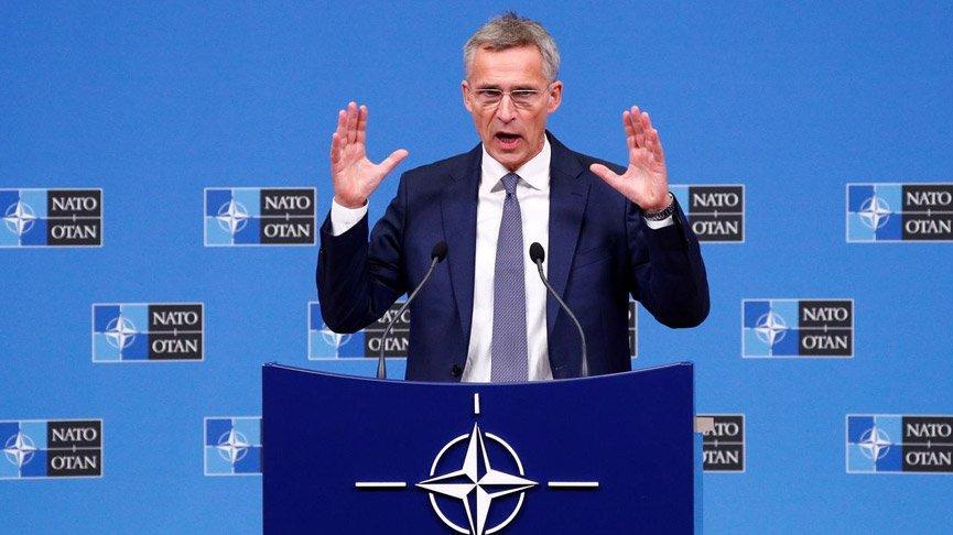 NATO Genel Sekreteri Stoltenberg: Mücadele etmeye kararlıyız!