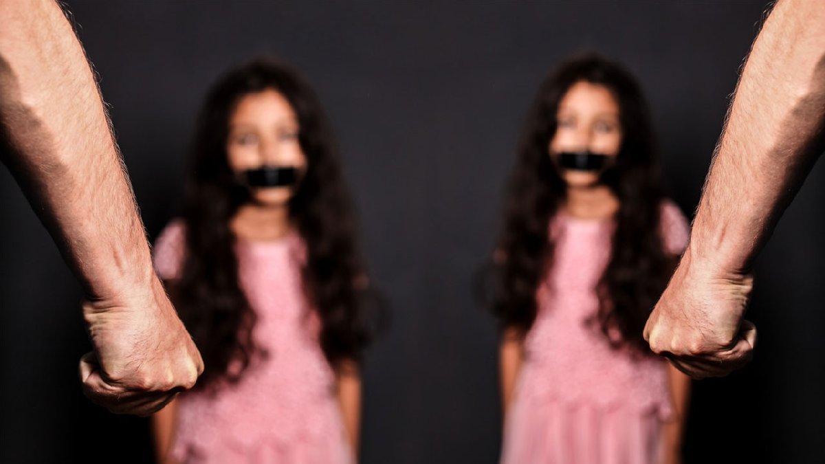 Çocuk istismarına tepki sergisi: Utanç