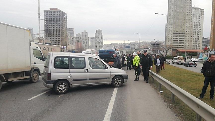 İstanbul'da feci kaza! Karı koca hayatını kaybetti