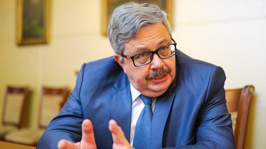Rusya'nın Ankara Büyükelçisi Yerhov: Büyük bir belaya yol açabilir