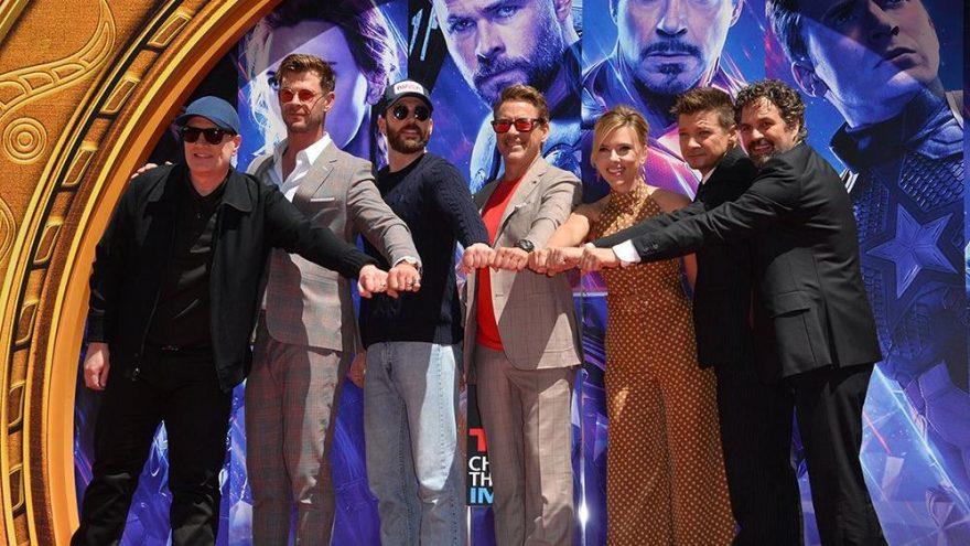 Sinemada hasılat rekoru kıran Avengers: Endgame tarihe geçti