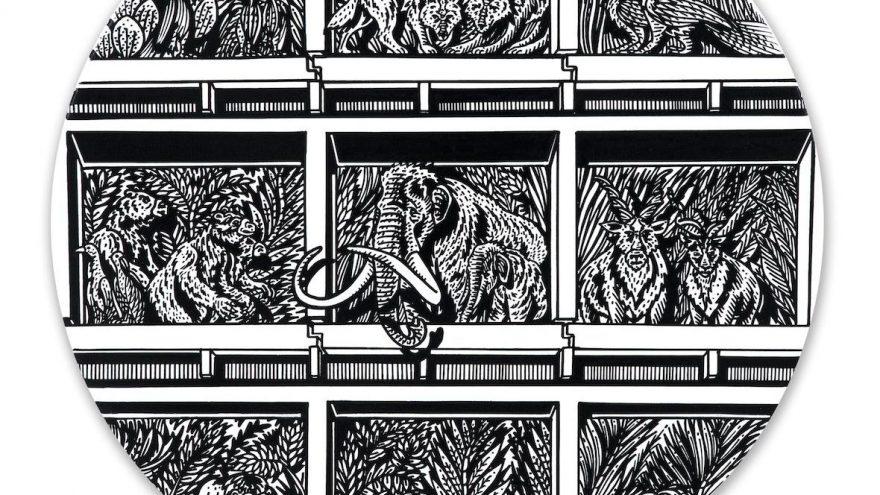 Emin Mete Erdoğan'dan üçüncü sergi: 'Bitkiler, Hayvanlar ve Binalar'