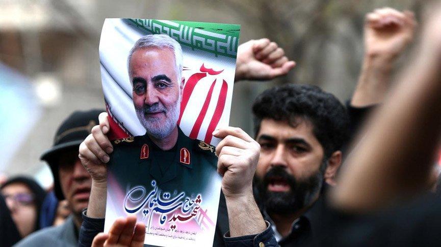 İran: Süleymani'nin öldürülmesi Kudüs'ü özgürleştirecek