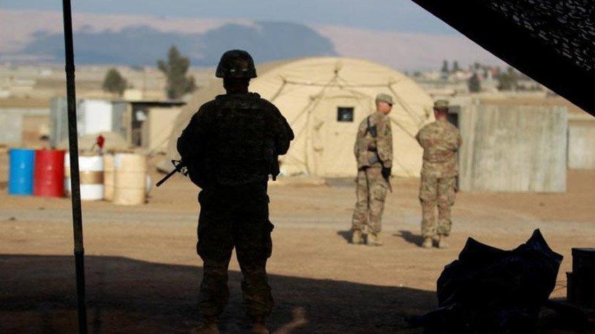 Son dakika... Irak'ta ABD askeri üssüne saldırı