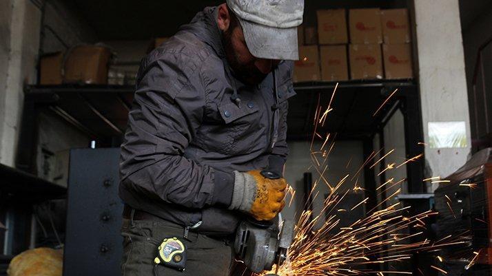Sanayi üretimi aralıkta yüzde 8,6 arttı