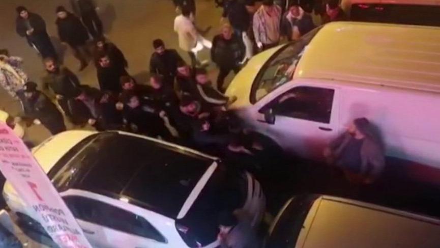 İstanbul'da taciz iddiası! Ortalık karıştı