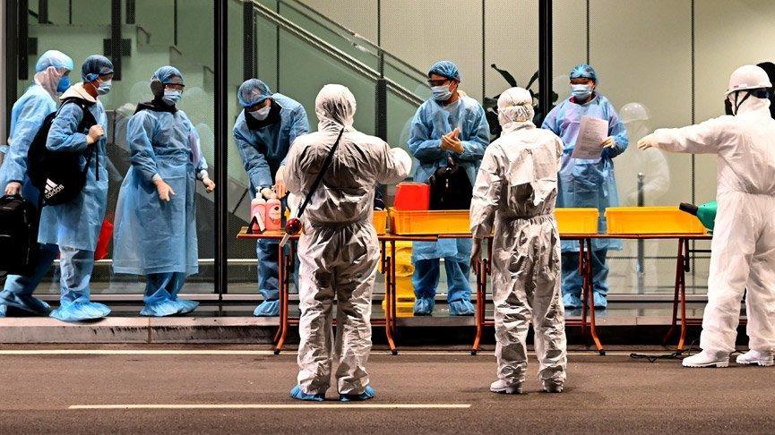 Corona virüsü: Vietnam'da binlerce kişinin yaşadığı bölge karantinaya alındı!