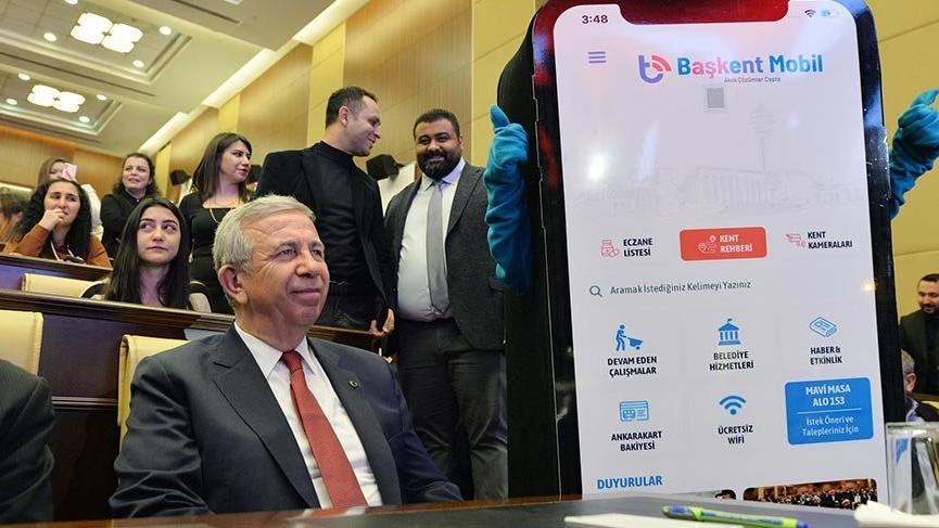 Ankara'da 'Akıllı belediye' dönemi