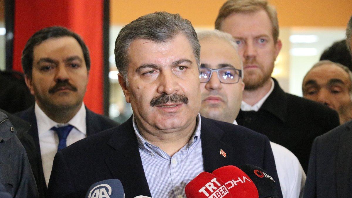 Sağlık Bakanı açıkladı: Corona karantinası sona erdi