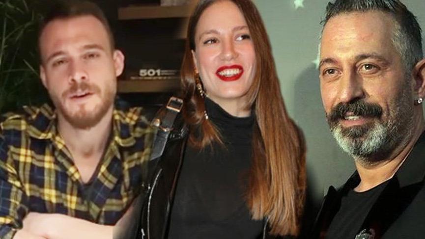 Kerem Bürsin, Serenay Sarıkaya ve Cem Yılmaz aşkı hakkında konuştu