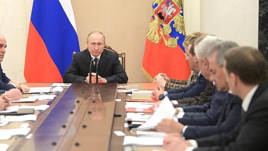 Putin'den İdlib ve Corona virüsü toplantısı!