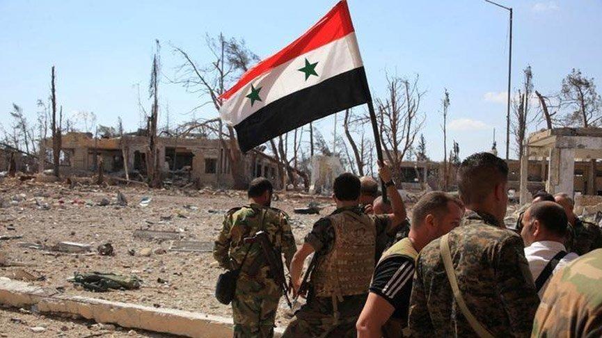 Suriye ordusu, Türkiye sınırındaki Bab el-Hava sınır kapısına ilerliyor