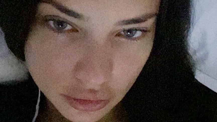 Adriana Lima üç gündür hasta