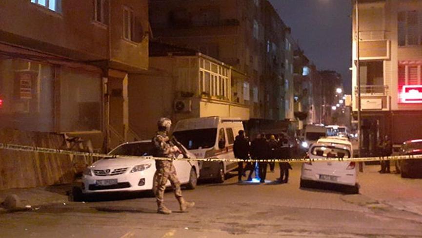 İstanbul'da hareketli dakikalar! 3 bekçiye bıçaklı saldırı