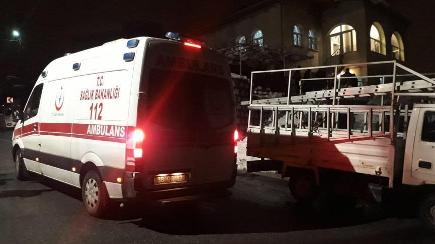 Kayseri'de karbonmonoksit zehirlenmesi: 1 ölü