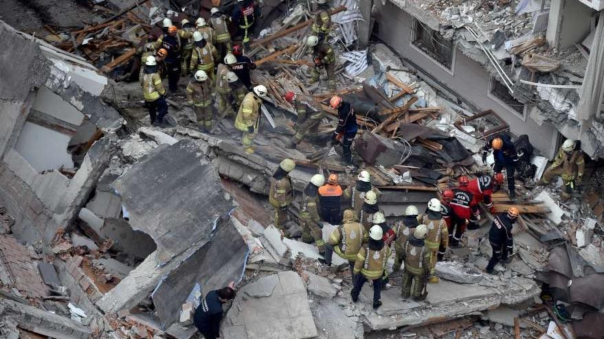 Bahçelievler'de çöken binanın ardından ortaya çıkan şok gerçek
