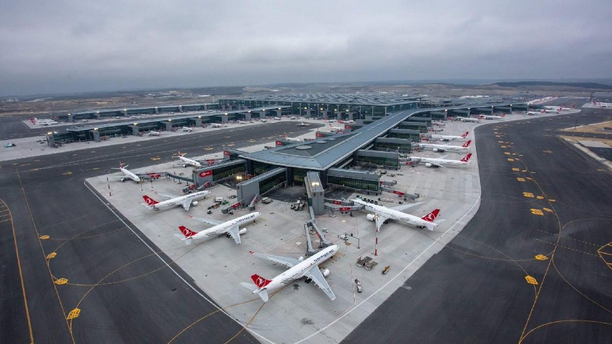 İstanbul Havalimanı'nda 3'üncü pist 18 Haziran'da
