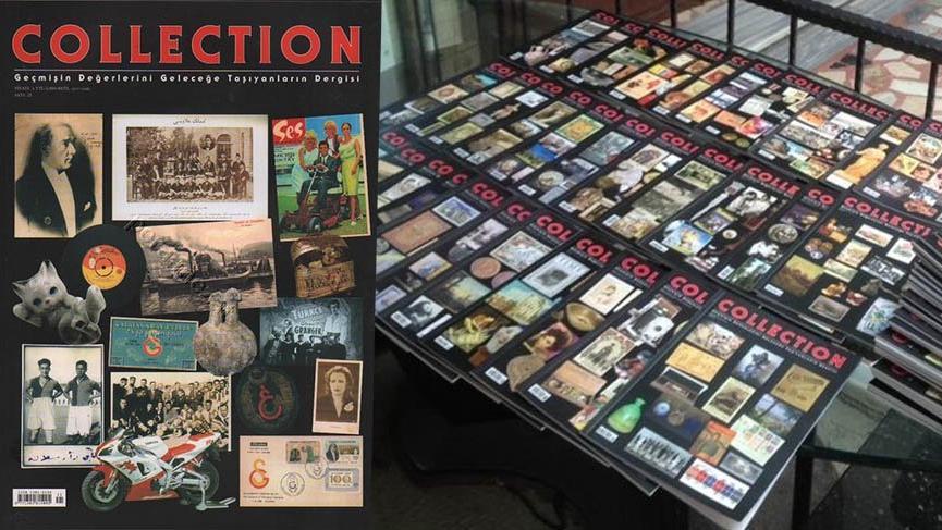 Collection dergisi 20'nci yılını kutluyor