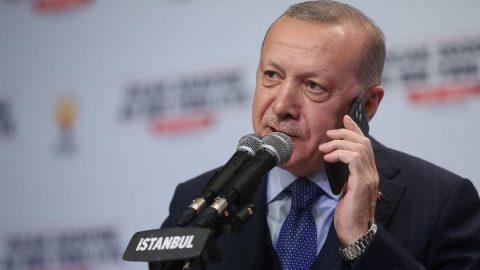 Cumhurbaşkanı Erdoğan ile vatandaş arasında ilginç diyalog