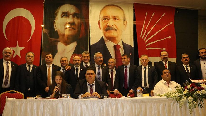 CHP Gaziantep il teşkilatında kongre heyecanı!